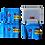 Thumbnail: FLOODWORM-Wasserbarrieren I Set WB01