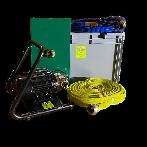 Flachsaugset HQ 3.6 Pro mit Flachsaugmatte - 3'600 l/h