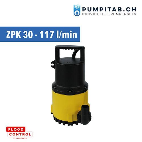 Schmutzwasserpumpe ZPK 30 - 7'000 l/h