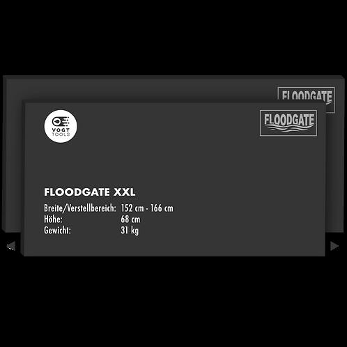 FLOODGATE-Wassersperre XXL I 152 - 166 cm