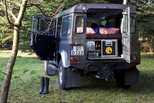 D-Box von QUQUQ für Landrover Defender