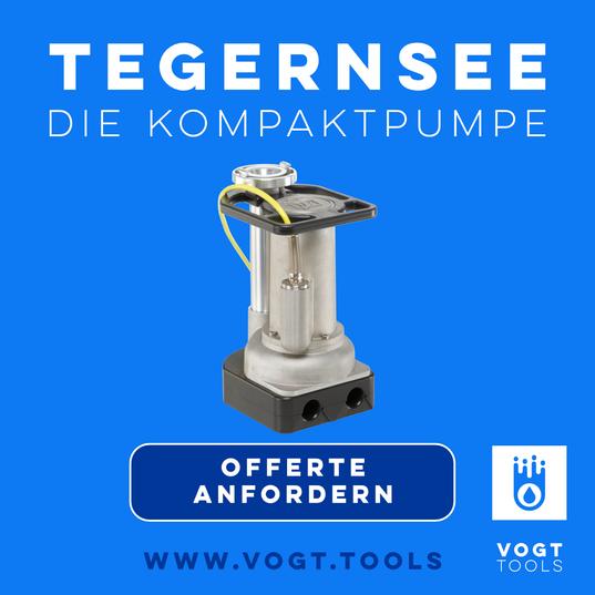 TEGERNSEE Kompaktpumpe als PUMPITAB-BOX