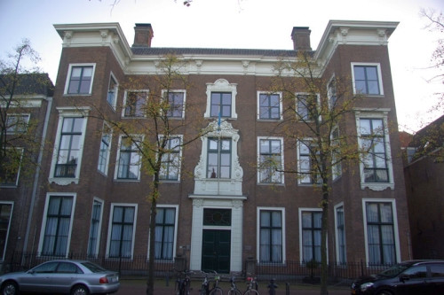 Oude Delft outside of UNESCO IHE.jpg