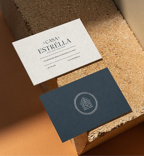 Business cards. Casaestrélla.png