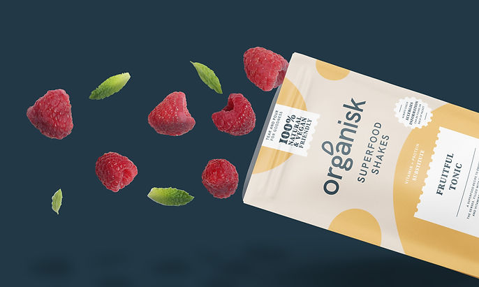 Superfood Branding and Packaging_CUP CON