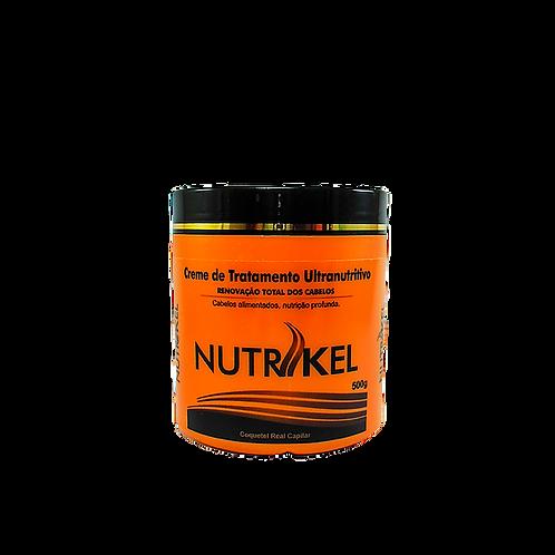 Creme de Tratamento Nutrikel Ultranutritivo Geléia Real 500g