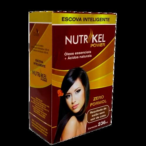 Kit Escova Inteligente Nutrikel