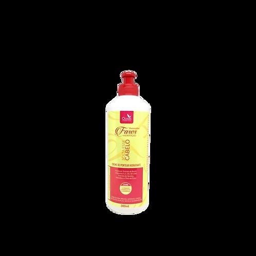 Creme de Pentear Hidratante - Fases