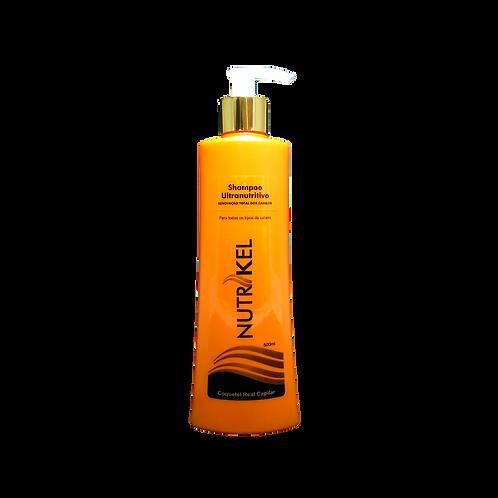 Shampoo Nutrikel Ultranutritivo Geléia Real 500ml