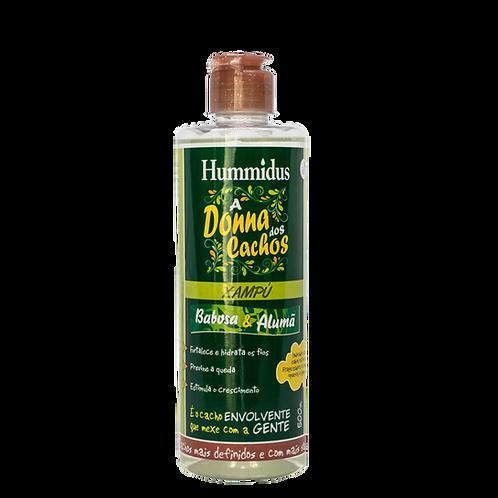 Xampú de Babosa & Alumã