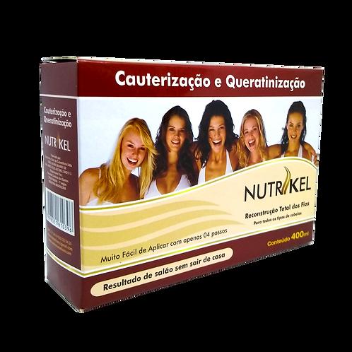 Kit Cauterização E Queratinização Nutrikel