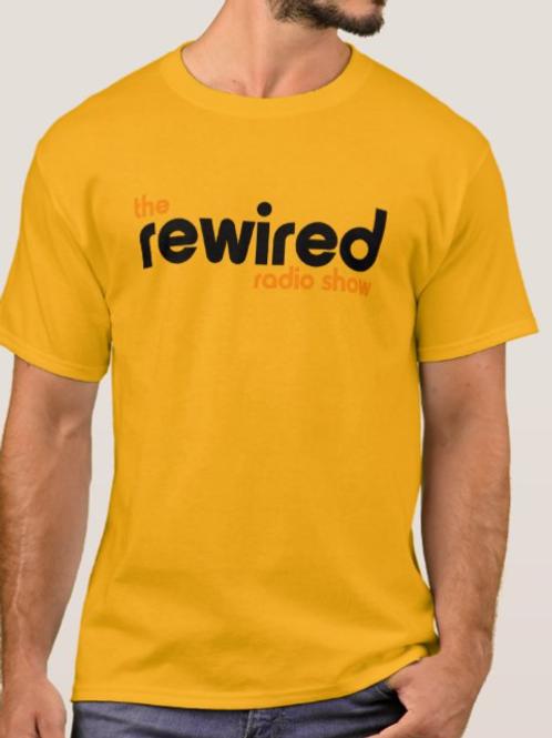 The Rewired Radio Show Season 2 T-Shirt