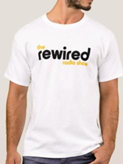 The Rewired Radio Show Season 1 T-Shirt