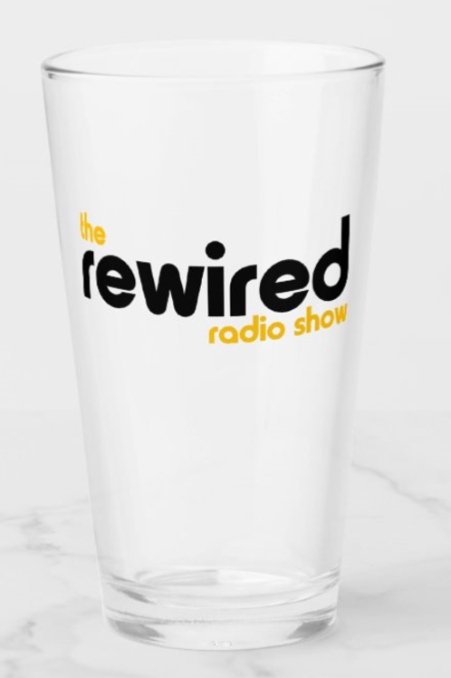 The Rewired Radio Show - Sponsor Holder Limited Edition
