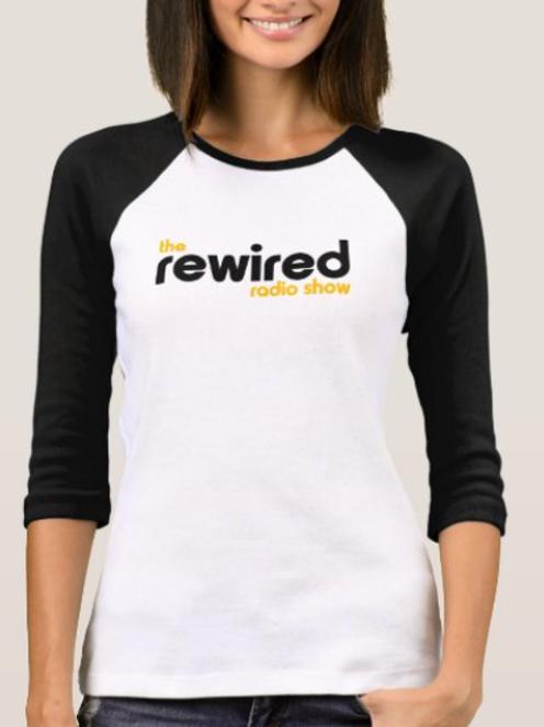 The Rewired Radio Show Women's T-Shirt