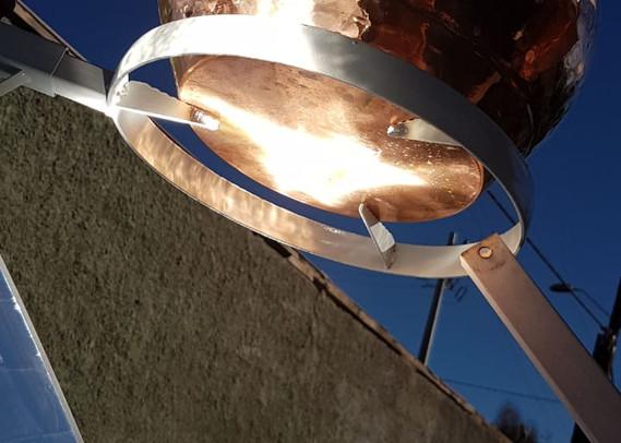 Alambique Solar