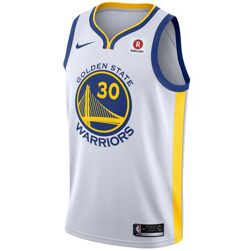 timeless design 62359 44e09 Nike Golden State Warriors Stephen Curry Replica Jersey