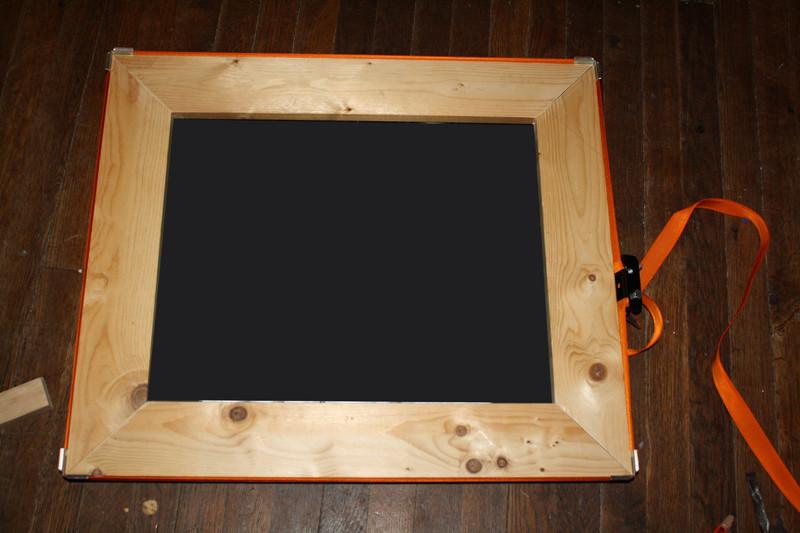 Step 2: Build frame