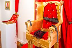 Throne of Encumbrance and Burden
