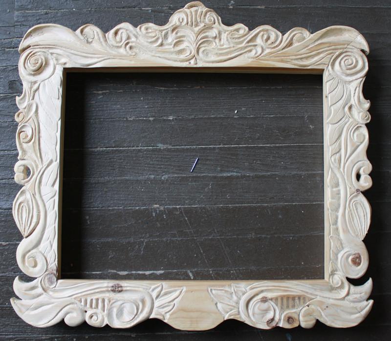 carve auricular ornamentation design