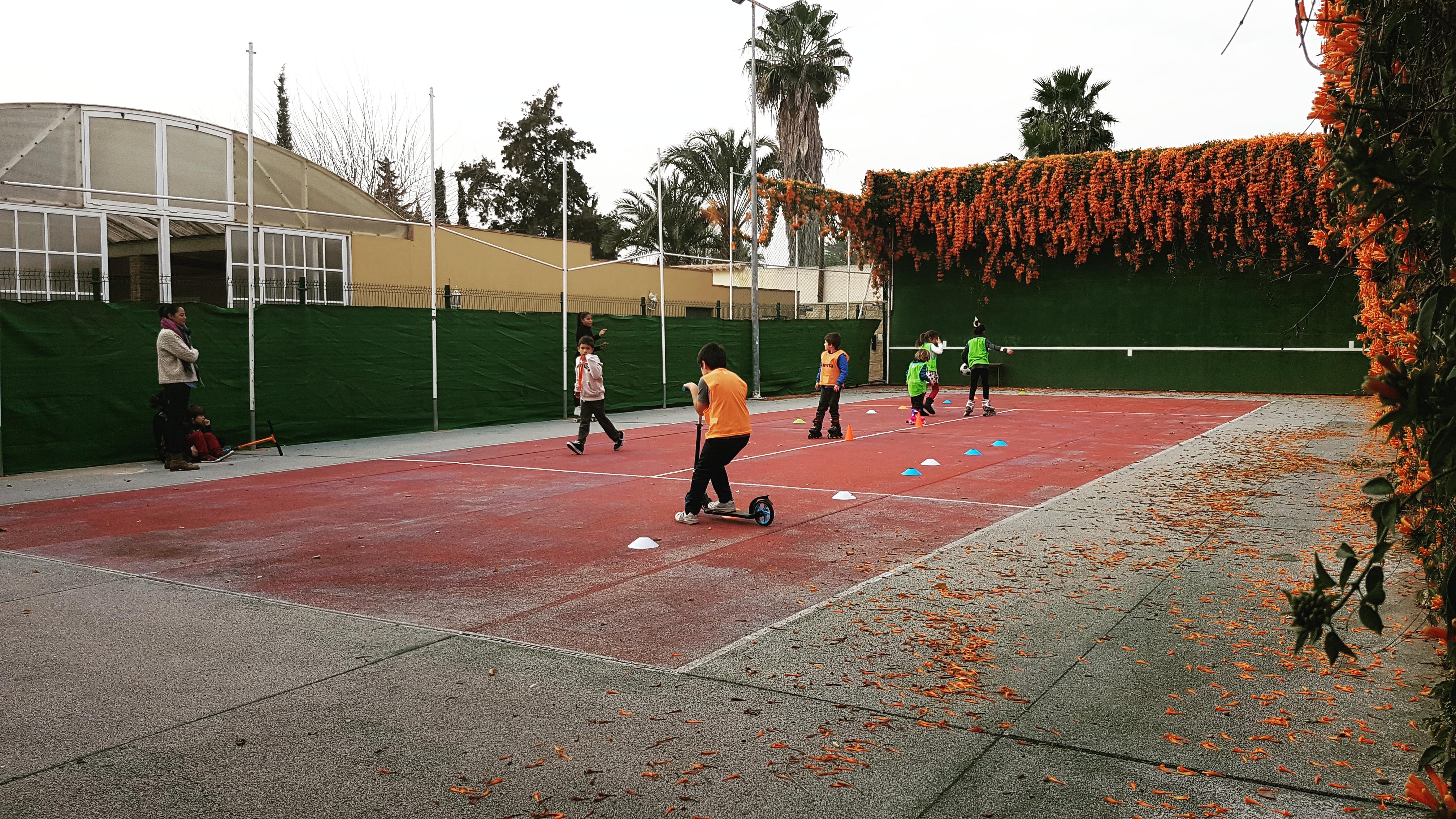 Extraescolares deportivas