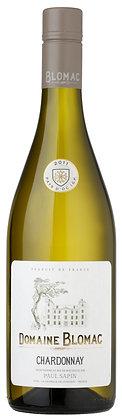 2019 Chardonnay, Domaine Blomac, Vin de Pays d'Oc - Case 6x75cl