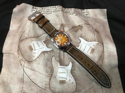 KEROX Watch Co. Guitar Top Experiencer proto-type / Vintage sunburst