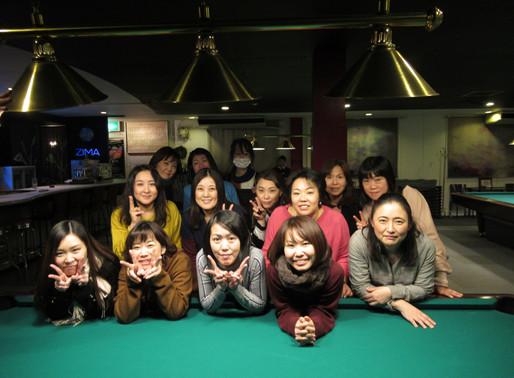 第11回 県対抗女子団体戦 結果