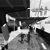 Public spaces and services Prima Porta Roma