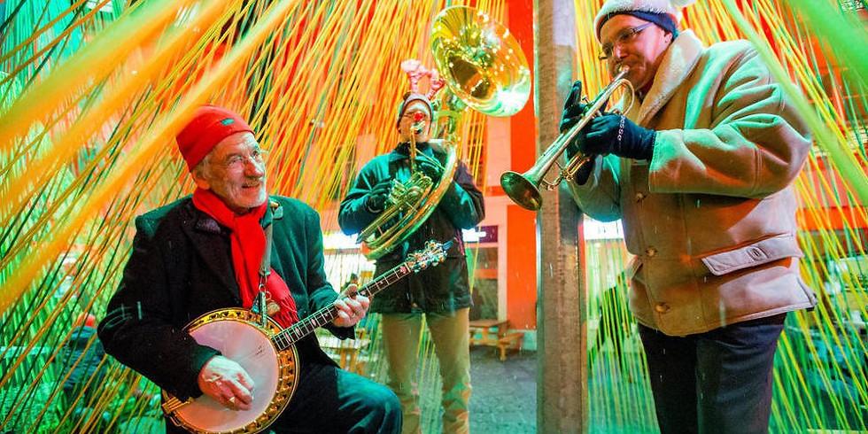 Jazzin' Jazz Band