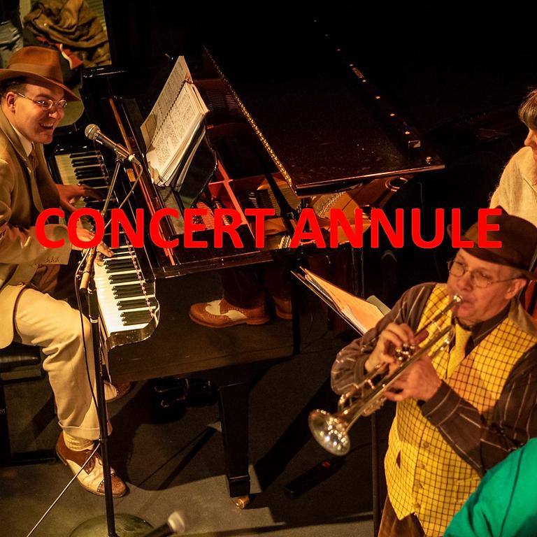 Laurent Bortolotti & Macadam Jazz Band