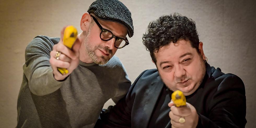 Mauro Ottolini & Fabrizio Bosso : Storyville Story