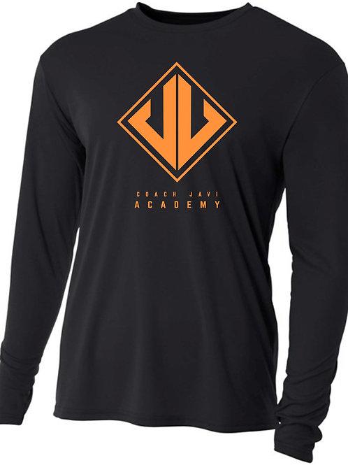A4 Coach Javi Academy Top (Black/Orange)