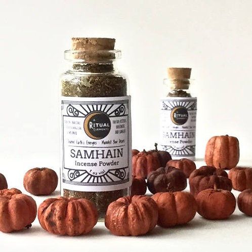 SAMHAIN Loose Incense