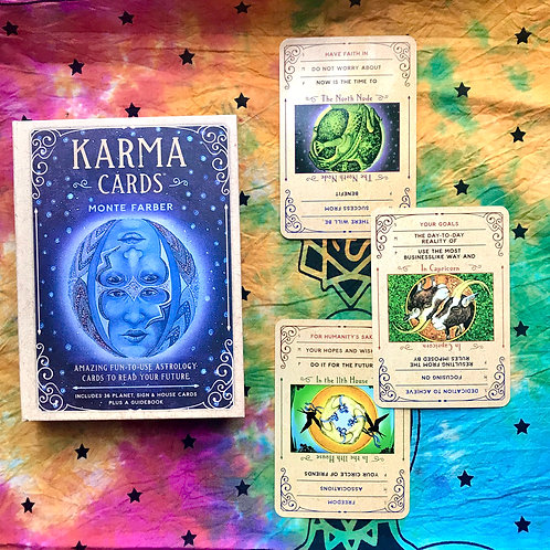 Karma Cards Astrology Oracle Reading