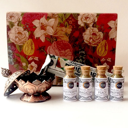 Loose Incense Gift Set