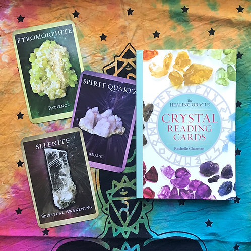 Crystal Reading Cards Oracle Reading