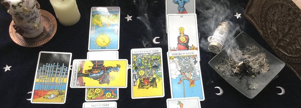 Tarot Coaching Package