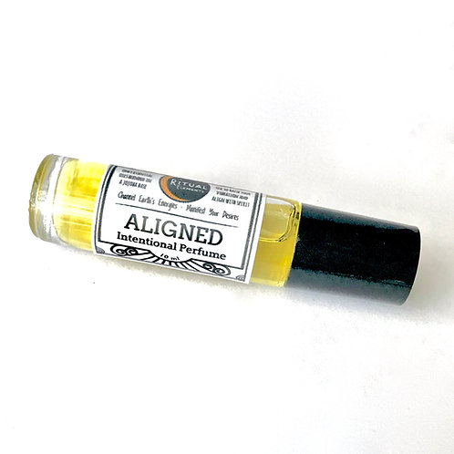 Aligned Intentional Perfume
