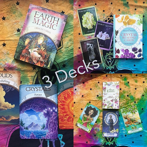 Multi-Deck Extended Oracle Reading