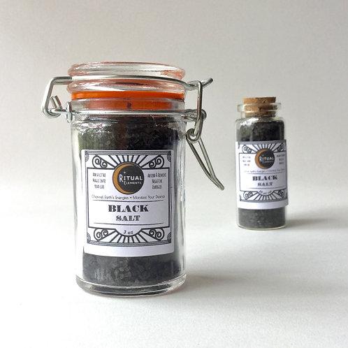 Ritual Black Salt