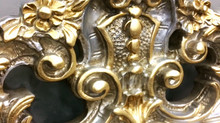 Серебро на золоте или золото на серебре?