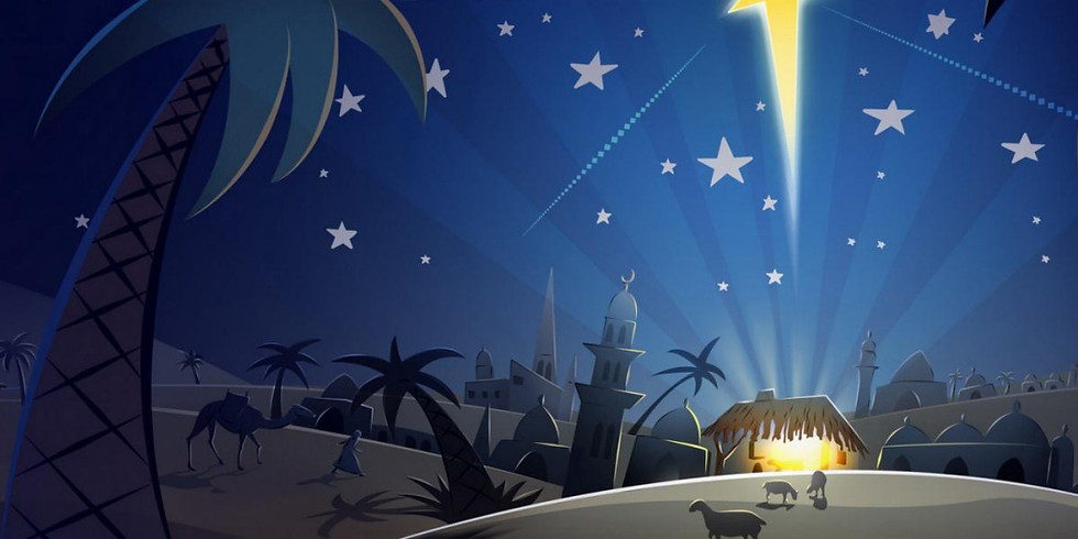 Christmas Day Holy Communion 8.30am