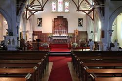 St Paul's Church interior