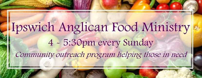 Ipswich Anglican Food Ministry sign - cr