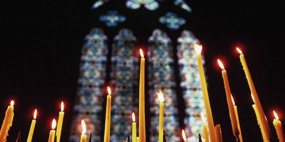 Christmas Eve Midnight Mass 11.30pm