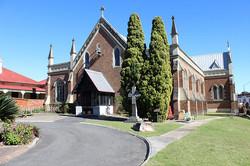 St Paul's Church exterior