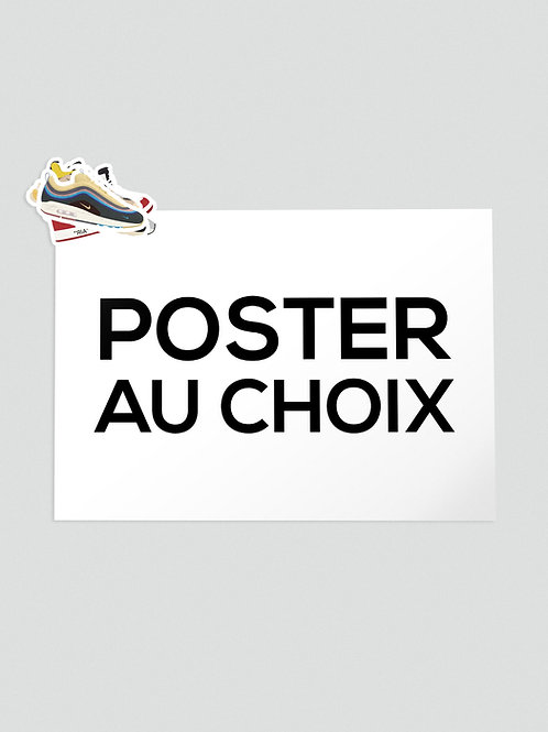 PACK POSTER + STICKERS