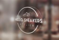 HELLO SNEAKERS