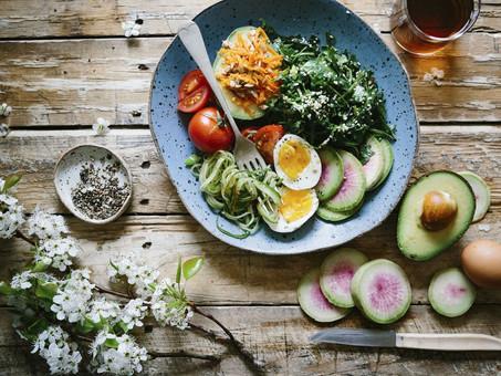 Apa manfaat makan sehat?